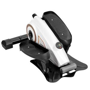 Goplus 2 in 1 Under Desk Elliptical Stepper shoppingexclusives.com