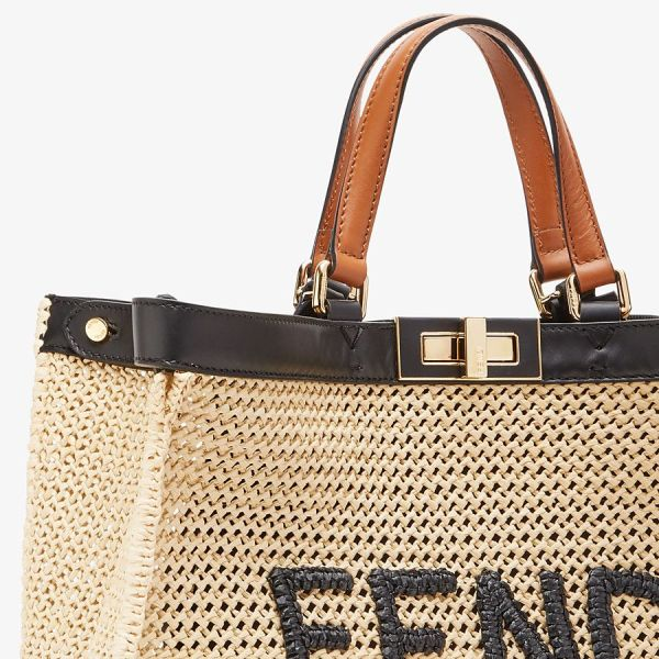 FENDI PEEKABOO X-TOTE via Shopping Exclusives 5
