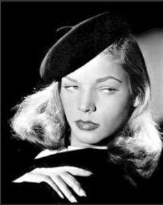 It Doesn't Get Any More Iconic than Lauren Bacall in a Black Beret