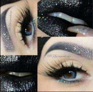 Sophisticated Evening Look by Nurmakeup