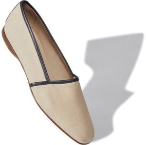 Espa in Nude Linen by Manolo Blahnik is A Perfect Basic For Your Shoe Wardrobe