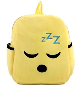A Boring Backpack. Or a bored backpack. ZZZ's, whatever. Overstock.com.