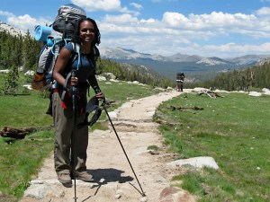 Adventure-and the incredible natural wonders of the USA-await. Photo via OutdoorAfro.com
