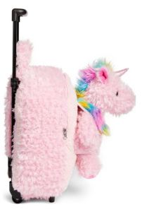 Popatu Unicorn Trolley. Leave removable unicorn buddy home to strap something more useful in his place. Wear as backpack or roll where you go. Nordstrom.com.