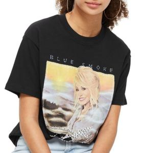 This Dolly Parton T-Shirt is a great choice to wear with your Summer denim mini skirt to a music festival or Dollywood. Nordstrom.com.