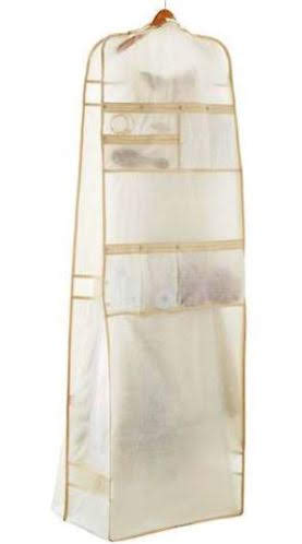 SetReady Wedding Garment Bag. Containerstore.com.