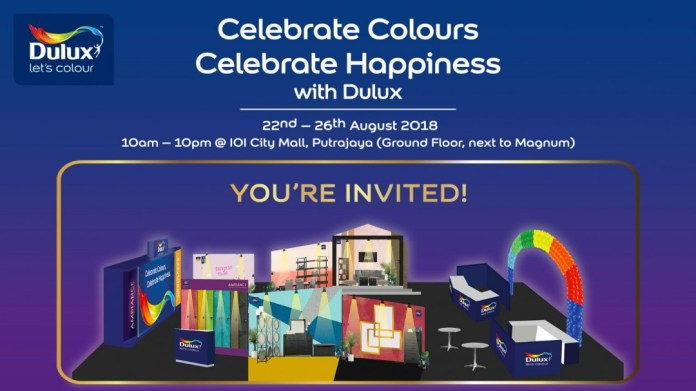 Celebrate Colours, Celebrate Happiness Roadshow