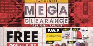 Sports Direct Mega Clearance