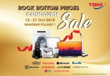 TBM Bangsar Village Concourse Sale