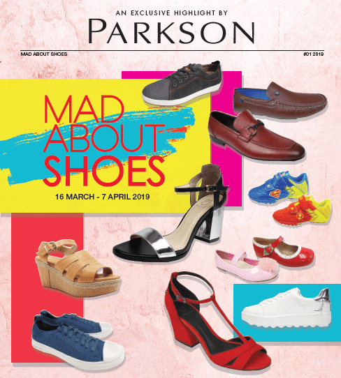 Parkson Mad About Shoes