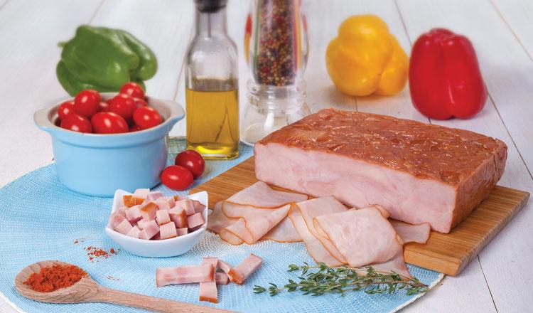 Primor Charcutaria lança bacon de peru