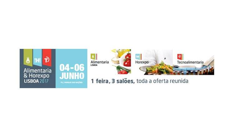 Alimentaria & Horexpo Lisboa 2017 com foco nos temas da Inovação, Produção Nacional, Saúde e Bem-Estar
