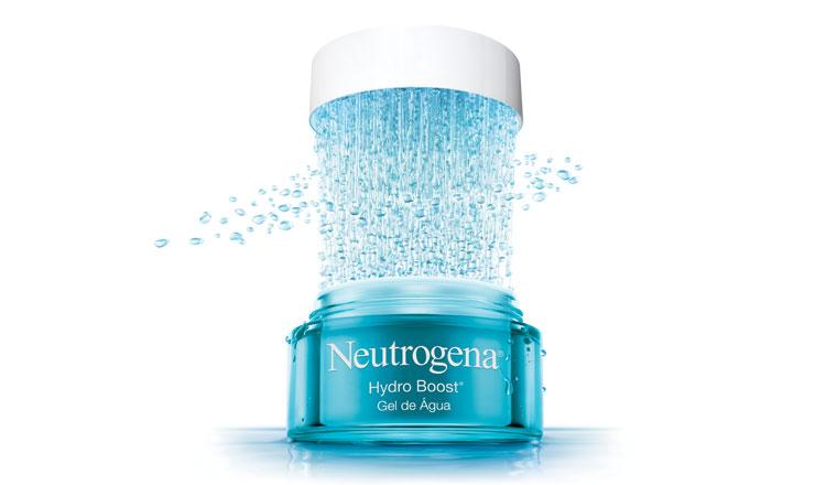 Neutrogena entra nos cuidados faciais em Portugal com Hydro Boost