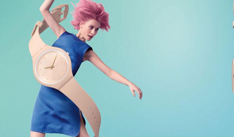 SKIN marca a nova era da coleção mais fina da Swatch
