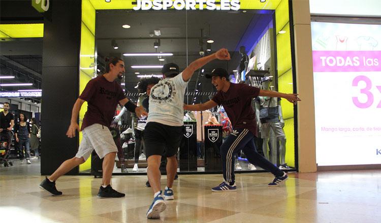 d044cb47ea5cb JD Sports abre nova loja no Fórum Sintra