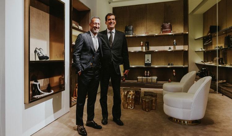 d6089c0b65cb4 Luis Onofre inaugura nova loja em nome próprio no Porto