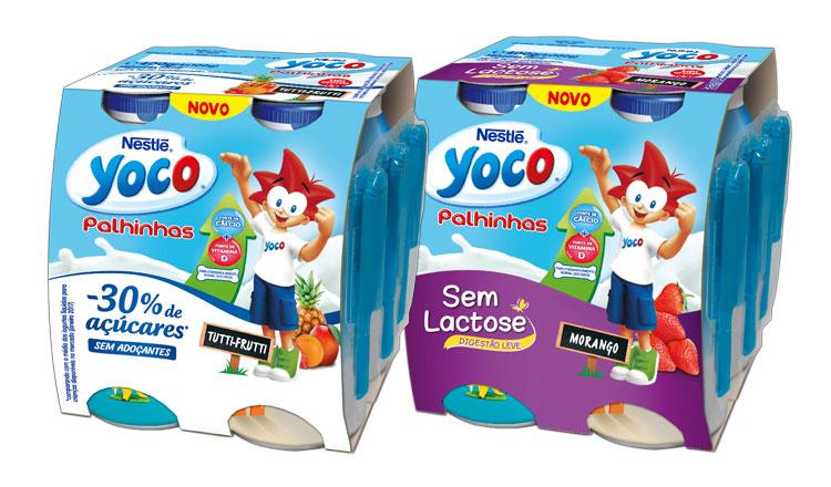 ae98ad5a16473 Yoco lança produtos referências sem lactose e com menos açúcar