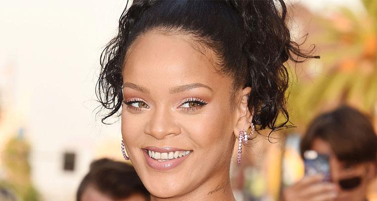 Rihanna brilha com a sua nova coleção em parceria com a Chopard