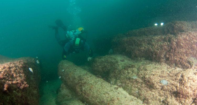 """CascaiShopping recebe a exposição """"Patrimónios Submersos de Cascais"""""""