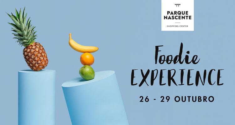 Foodie Experience no Parque Nascente fomenta estilo de vida saudável
