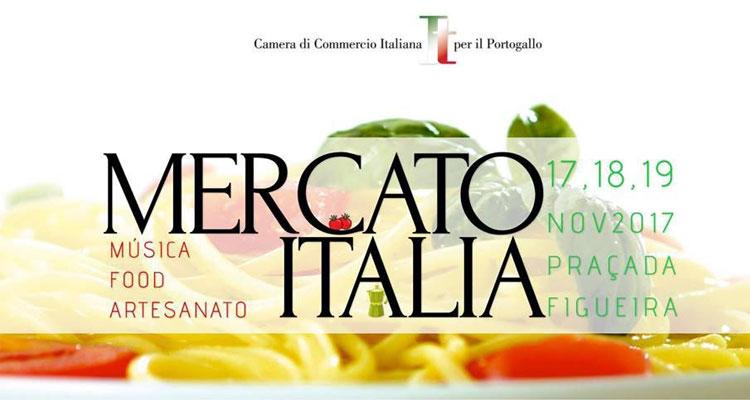 Mercato Italia promove o melhor da gastronomia Italiana em Portugal