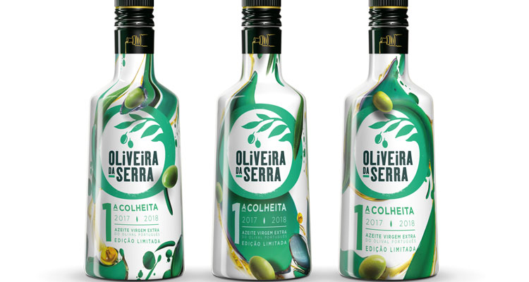 Oliveira da Serra 1ª Colheita 2017/2018 é um azeite exclusivo