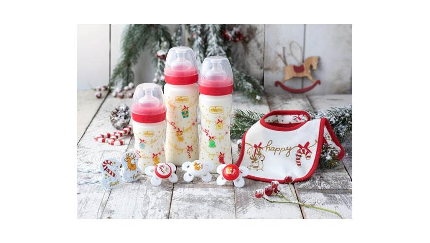 A edição limitada de Natal da Chicco vai deixar os bebés equipados a rigor  nesta época mágica. Esta edição imperdível de chupetas e biberões já está  ... b569770818