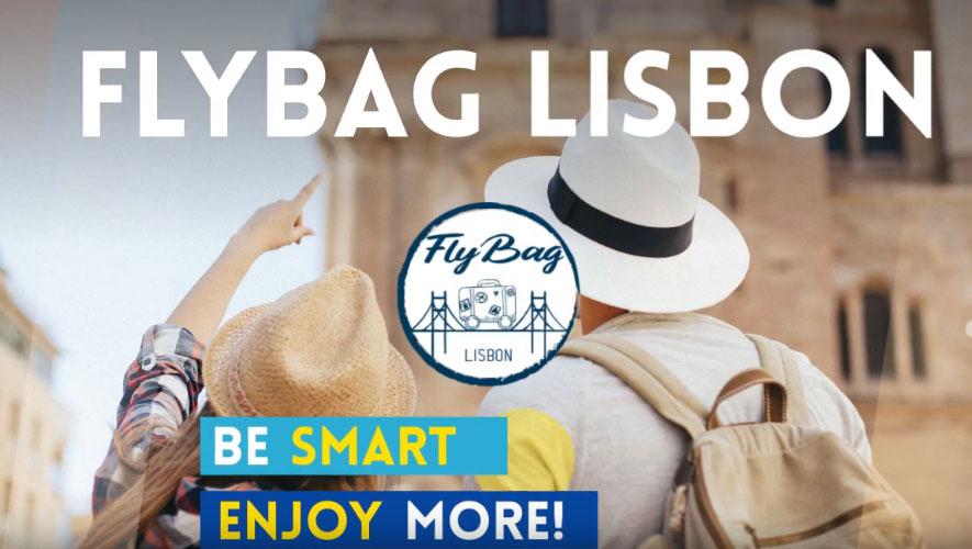 A Fly Bag Lisbon, start-up portuguesa acabada de chegar ao mercado, surge  como uma contribuição para melhorar a experiência de quem visita Lisboa. 5670d65b43