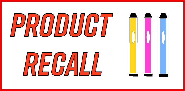 Voluntary Product Recall for Vape Pens by Colorado Cannabis Licensee