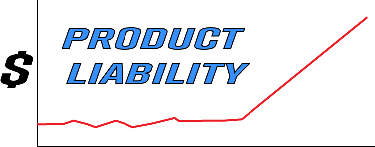 Prices for Product Liability just Increased Vitamin E Acetate Removed from Coverage