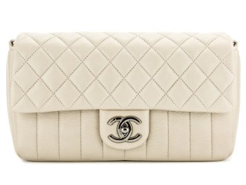 Preowned Chanel Single Flap Bag