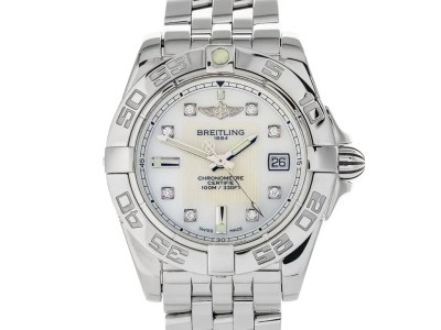 Breitling Galactic 32 Watch