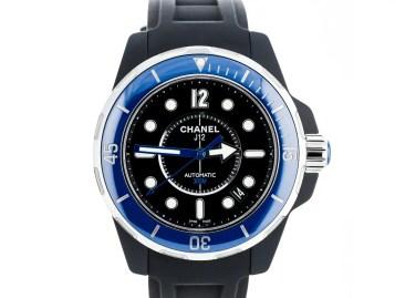 Chanel J12 Marine Watch