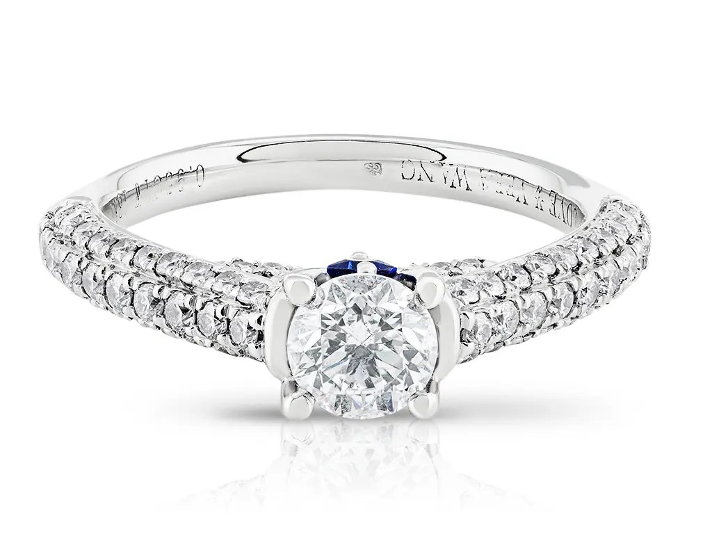 Vera Wang Diamond Ring Prestige Online Store Luxury Items With Exceptional Savings From The Eshop