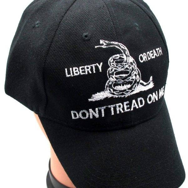 Liberty or Death Culpepper Design Cap