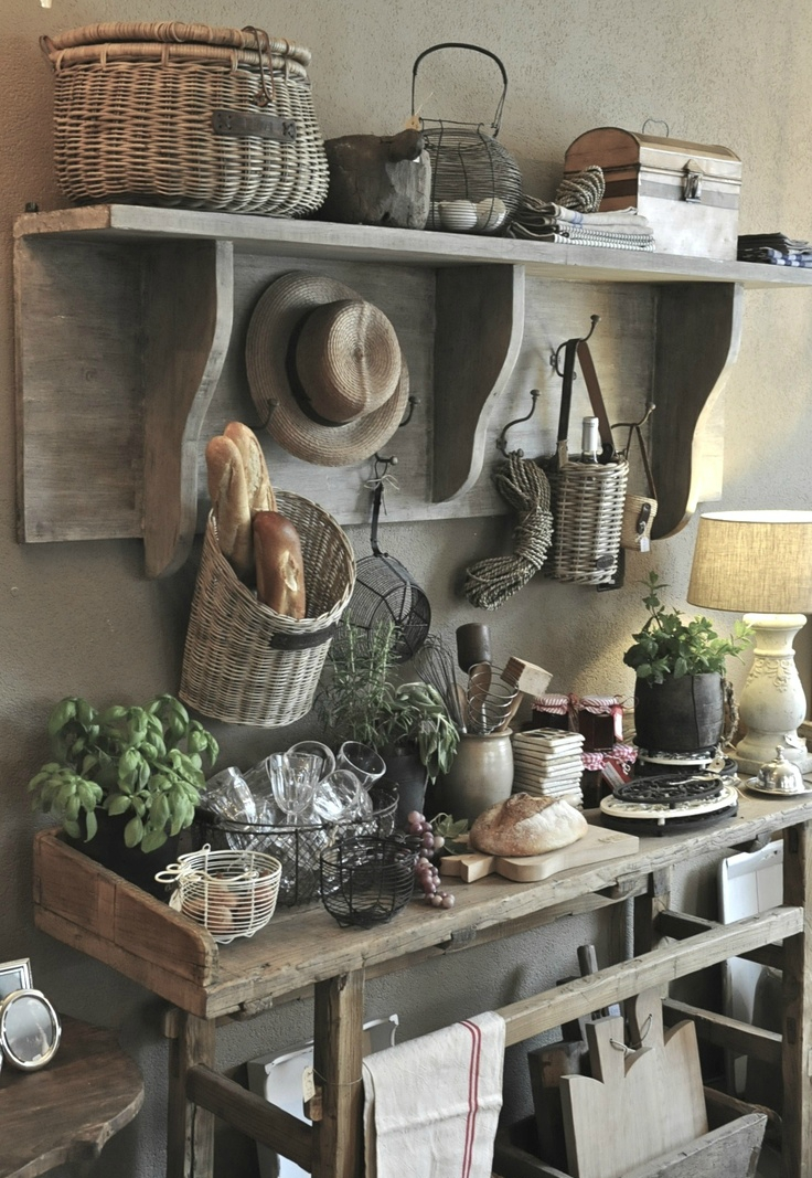 8 Beautiful Rustic Country Farmhouse Decor Ideas ...