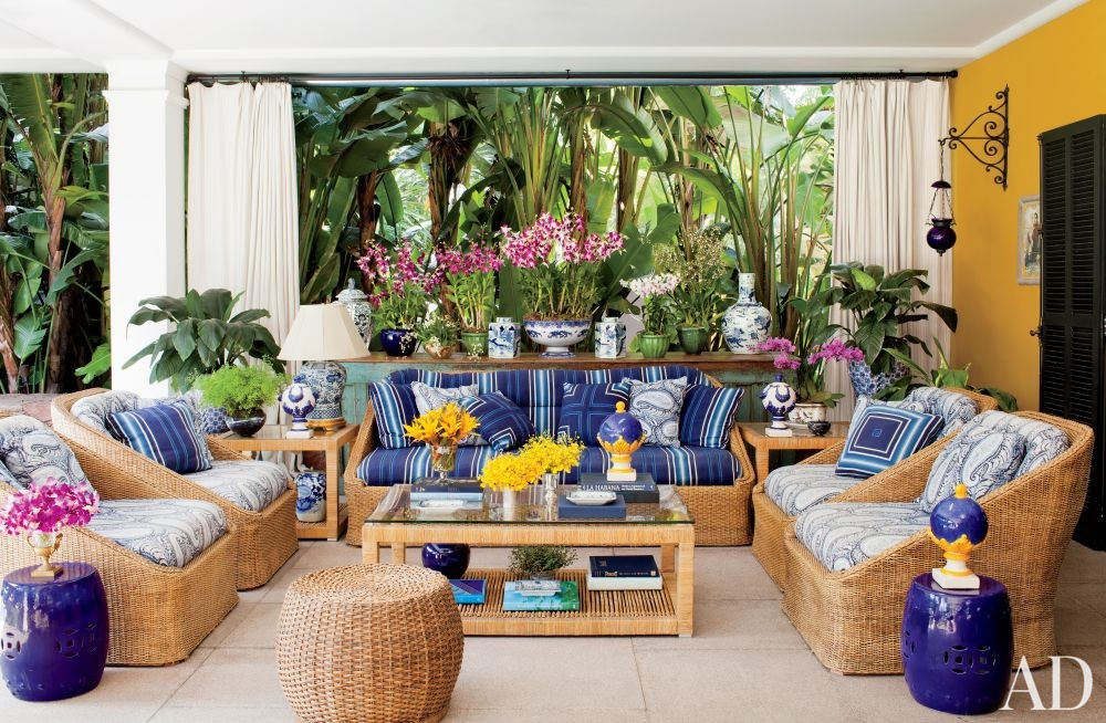 These 4 Colours In Your Home Can Be Affecting Your Mood ... on White Patio Ideas id=81333