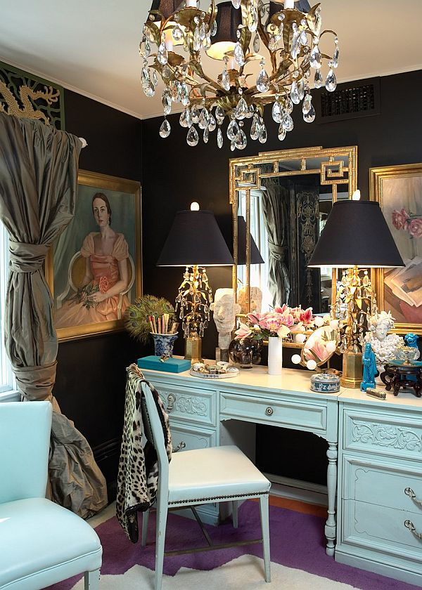 3 Dream Dressing Table and Closet Ideas - shoproomideas on Makeup Room Design  id=34048