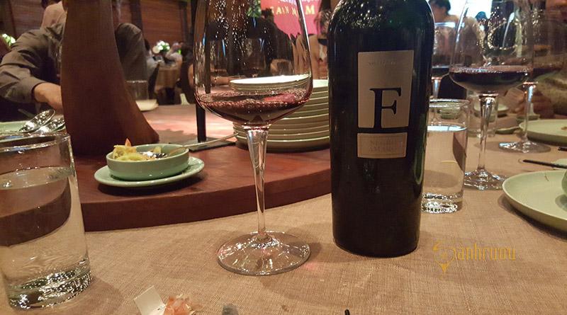 Mua rượu vang F tại Hải Phòng giá rẻ