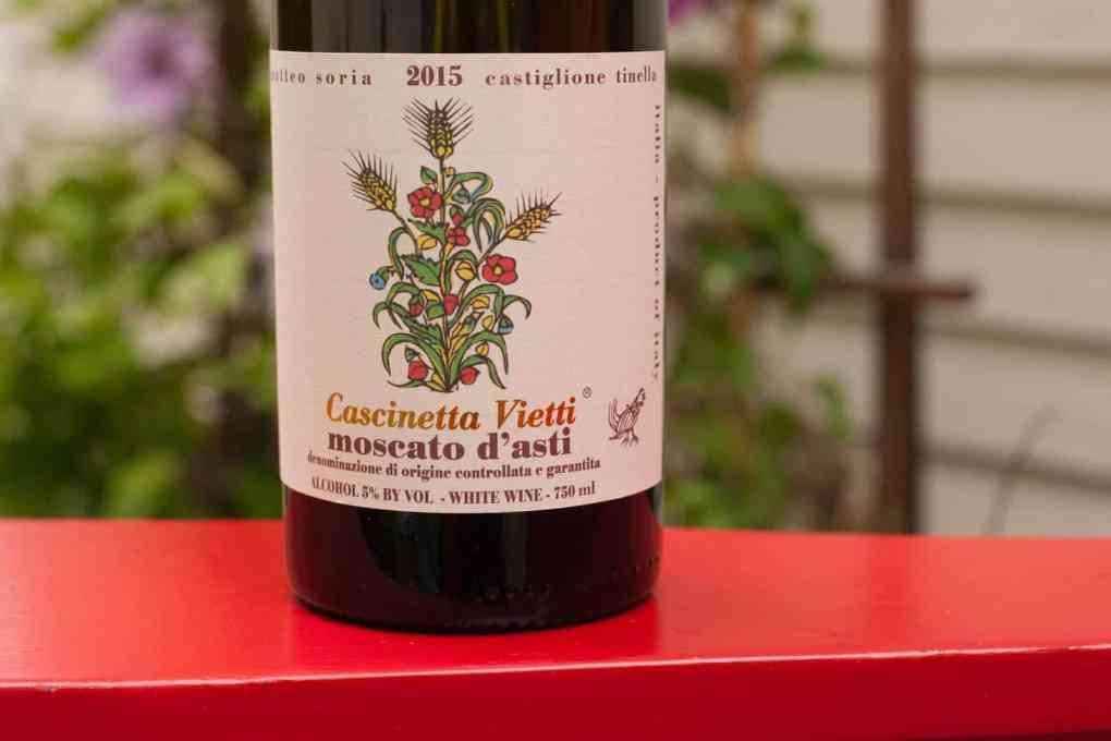 Rượu Vang Ý Cascinetta Vietti Moscato d'asti