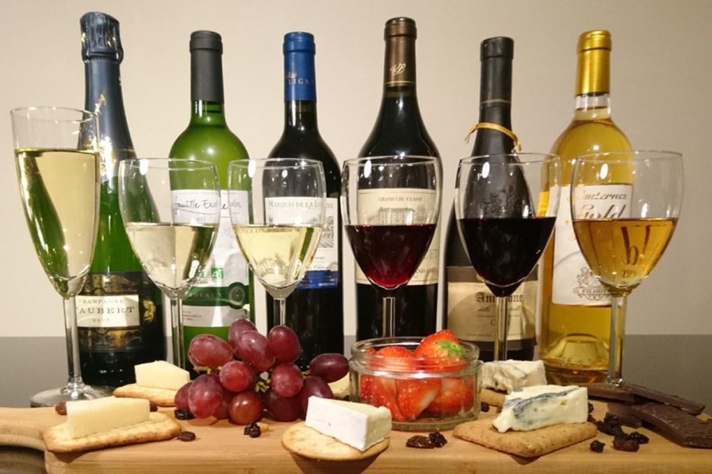 Tìm hiểu những điều bạn chưa biết về các loại rượu vang
