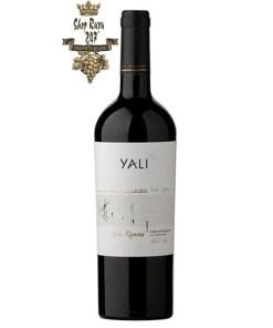 Rượu Vang Chile Yali Gran đỏ khi nhìn sẽ thấy có màu đỏ ruby đậm. Rượu mang hương thơm của các loại quả màu đỏ như nho đen