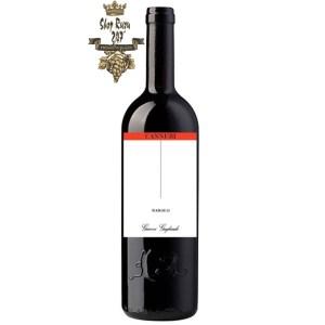 Rượu Vang Gianni Gagliardo Barolo Riserva Cannubi có cấu trúc vững chắc, hương thơm nồng nàn lan tỏa kết hợp cùng vị tannin đậm đà