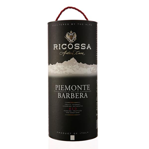 Rượu Vang Bịch Ý Ricossa Bag 3L