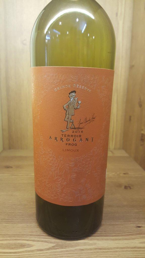 Rượu Vang Pháp Arrogant Frog Grande Reserve Limoux Blanc