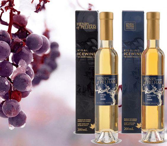 Rượu Vang Ngọt Icewine Vidal 200ml