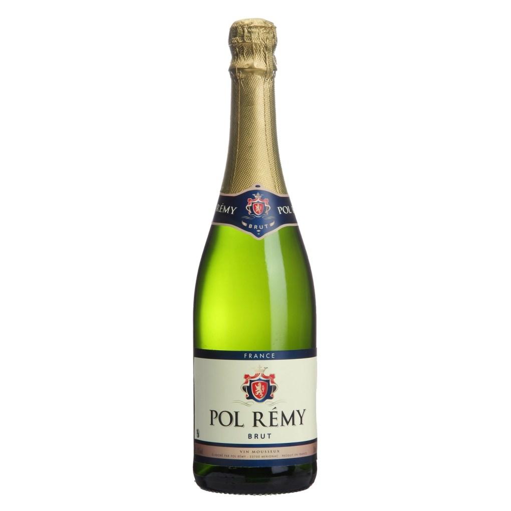 Rượu vang Pháp Pol Remy Brut