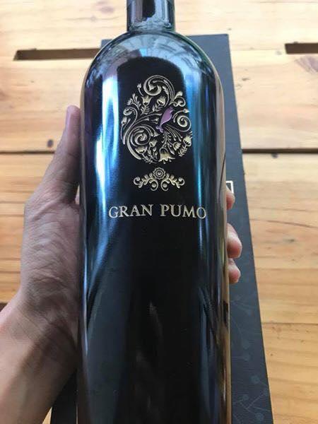 Bán rượu vang Ý Gran pumo tại Ninh Bình giá Tốt