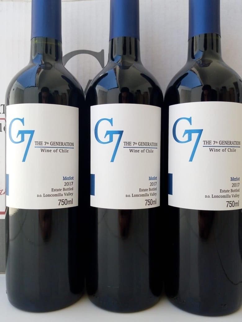 Nhà cung cấp rượu vang g7 merlot tại Bắc Ninh giá tốt nhất