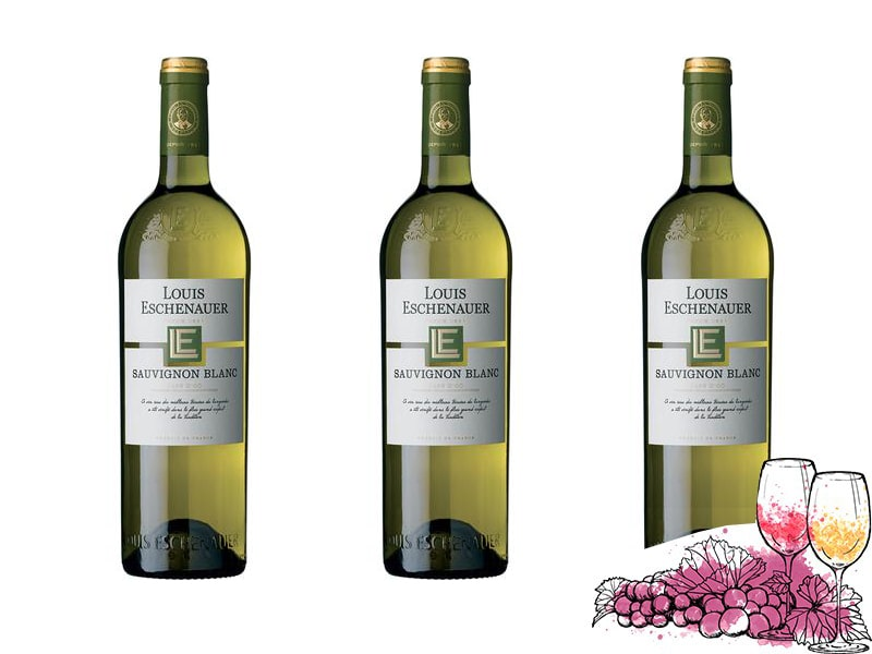 Bán rượu vang Pháp louis eschenauer bordeaux white tại Phú Quốc giá Tốt